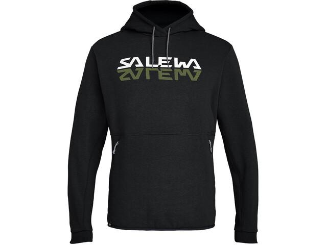 SALEWA Reflection Dry Bluza Mężczyźni, black out melange